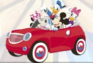 Disney en Auto